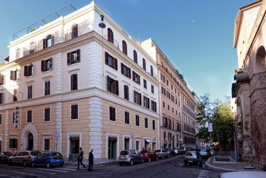 Un'immagine dell'hotel 2 categoria #2stelle #2category  Hotel Golden #Roma #Roma #Lazio #italy: /1/0/2/4/1/4/006.jpg