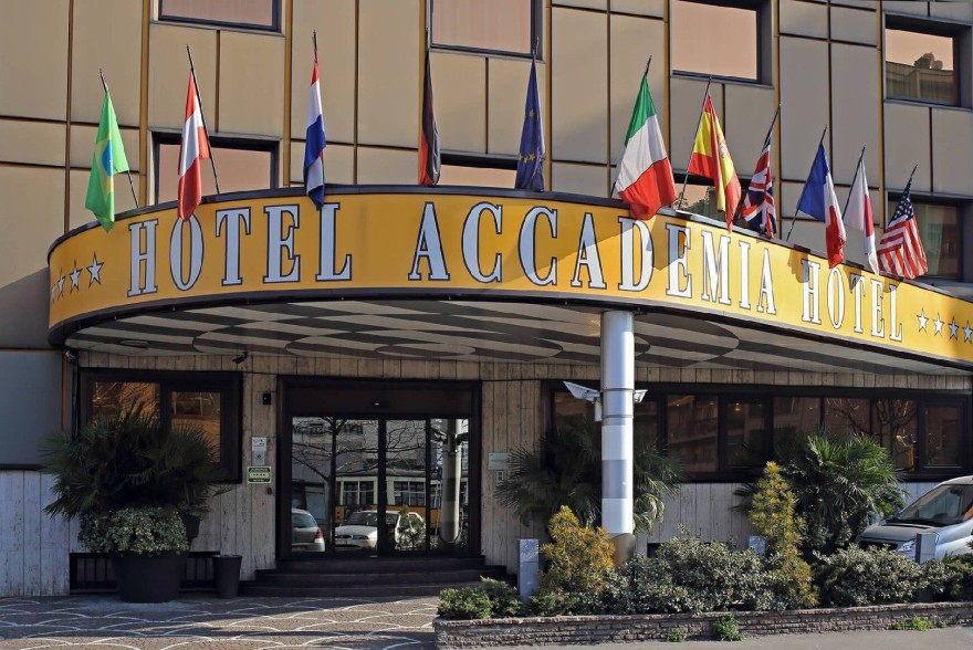 Un'immagine dell'hotel 4 categoria #4stelle #4category  Antares Hotel Accademia #Milano #Milano #Lombardia #italy: /8/6/9/0/Exterior Hotel Accademia Milan 1.jpg