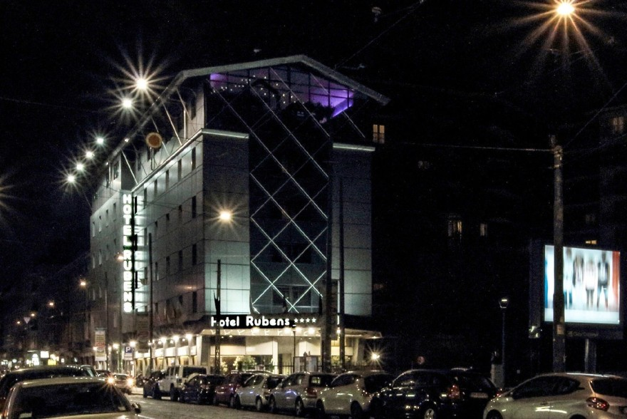 Un'immagine dell'hotel 4 categoria #4stelle #4category  Antares Hotel Accademia #Milano #Milano #Lombardia #italy: /8/6/9/0/exterior Hotel Rubens Milan 01.jpg