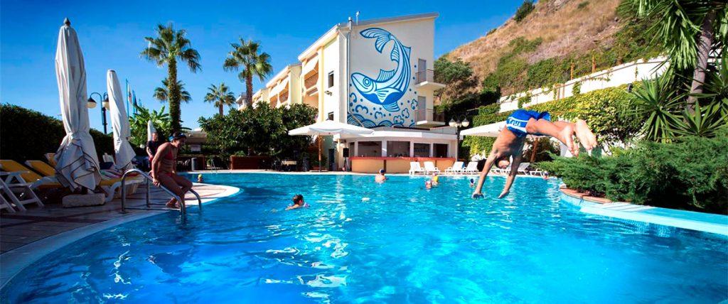 L'hotel la Tonnara ****