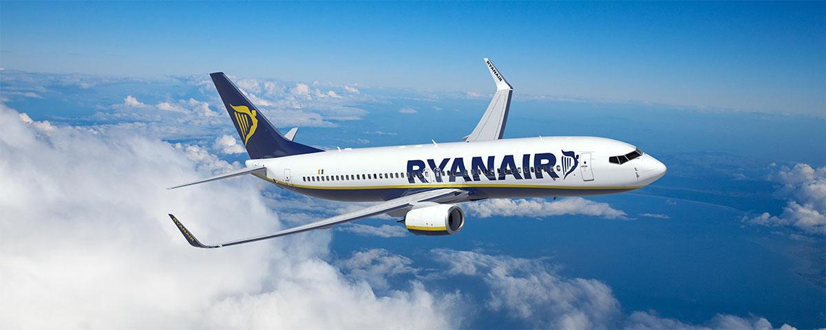 I voli low-cost Ryanair e EasyJet per l'estate 2017